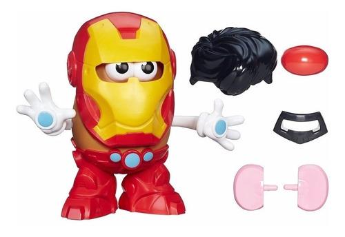 juguetes cara papa star b0276 héroes marvel iron man b1030