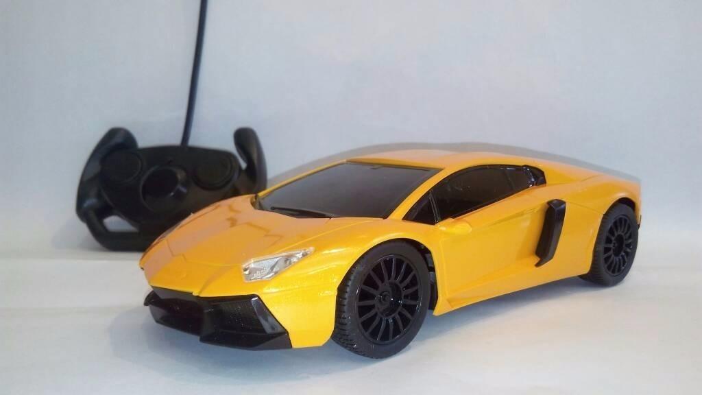 Juguetes Carro Control Remoto Lamborghini Regalos Bs 48 999 00 En