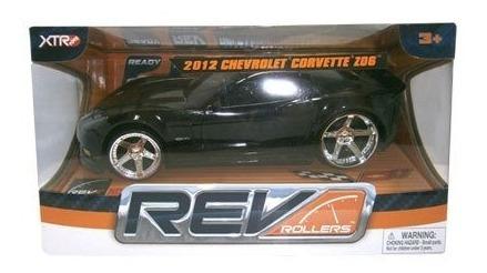 juguetes carro modelo corvette xtr toys