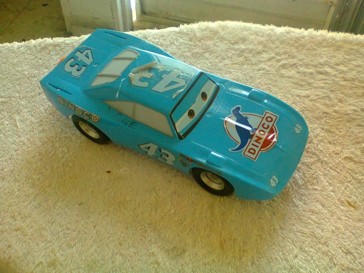 Juguetes cars auto dinoco original no batman ben 13 marvel - Cars en juguetes ...
