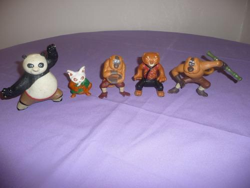 juguetes colección  kung fu panda.rio,madagascar,otros