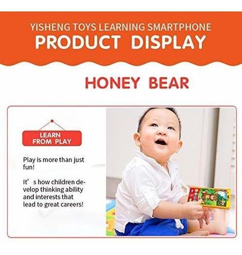 juguetes de bebé, bebé jugar juguetes de teléfono, música te