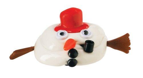 juguetes de limo y masilla,juguete muñeco de nieve de fu..