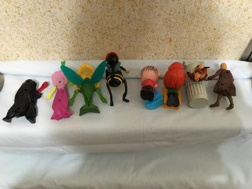 juguetes de mcdonald variados  (lote o individual preguntar
