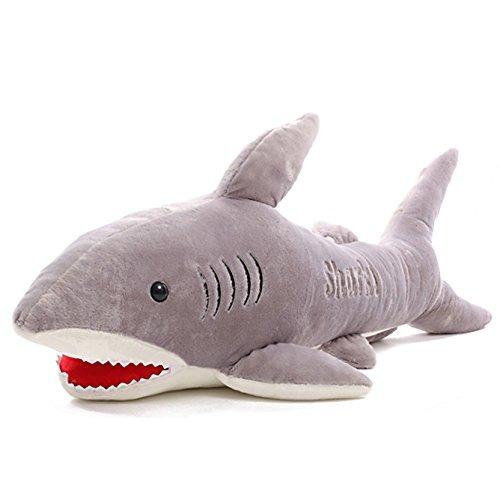 De Doll Juguetes Peluche Niños Big Tiburones Para Creative iOZPkXu