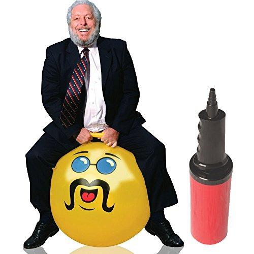 juguetes de waliki bola de tolva de tamaño adulto (hippity