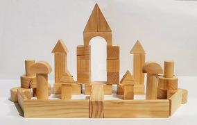 niños De MaderaBloques En Juguetes Didácticos Construcción XZiukOTP
