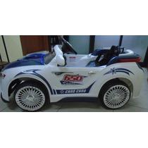 Carro De Bateria Recargable Tipo Bmw Control Remoto
