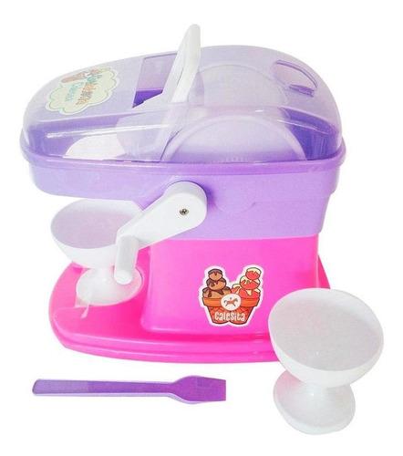 juguetes fábrica de helados niños calesita gelateria nuevo
