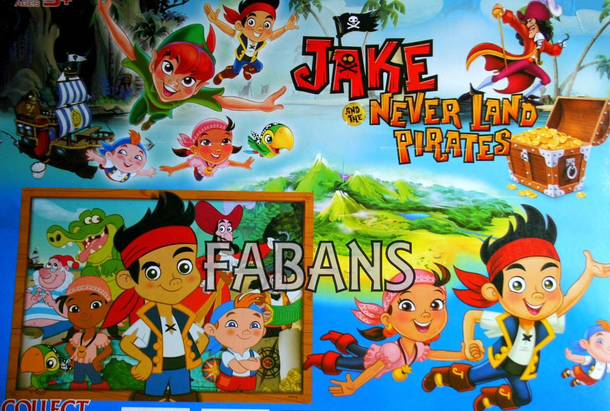 Juguetes Figuras Izzy Piratas Garfio Jake Los Set Y Niño c3AjL4R5q