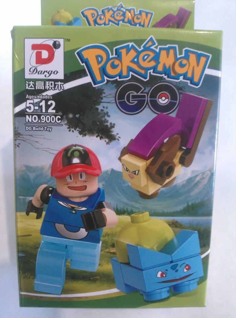 Figuras Lego Go Juguetes 1 Pokemon 4 En 4Rj5AL3