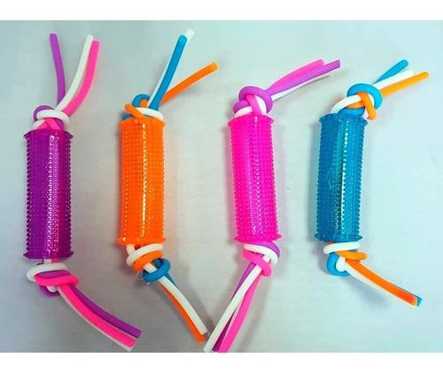 juguetes goma de silicona varios modelos