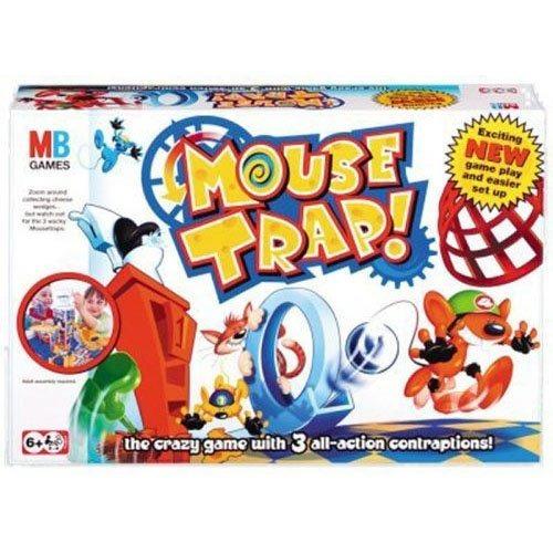 juguetes hasbro ratonera -  blanco
