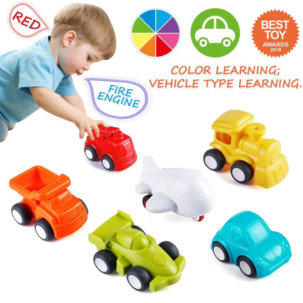 Infantiles De Juguetes Paquete VehículosVatos Coche 6 D kZPuXOiT