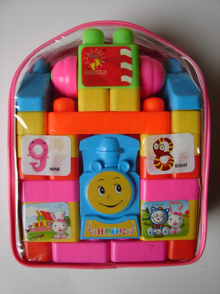 NiñasY Bolso Guarda Su Se Juguetes Lego En Para yY6bmf7vgI