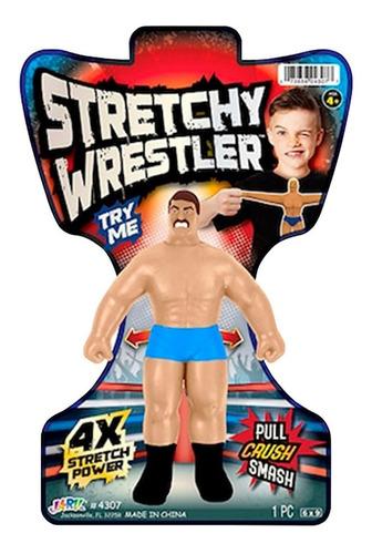 juguetes luchador elastico antiestres squishy / ringastore