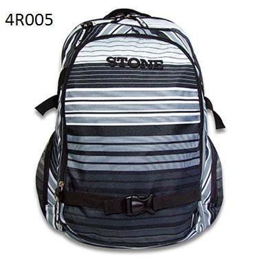 juguetes mochila 18 con portanotebook gris stone 4r005