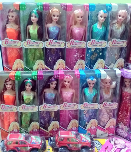 juguetes muñecas por mayor excelente precio x campaña
