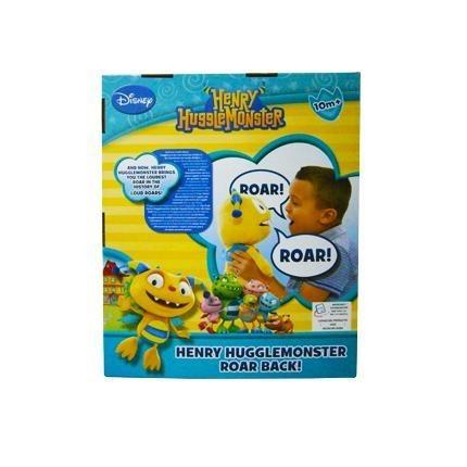 juguetes muñeco henry mosntruito roar back