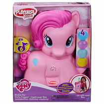 My Little Pony Pinky Pie Lanza Bolitas De Playskool Musical!