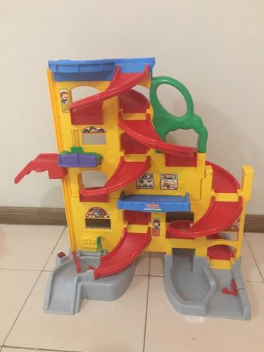 juguetes niños fisher price y little tikes