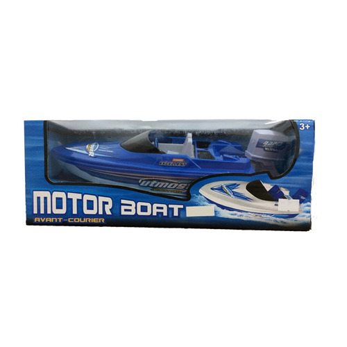 juguetes niños lancha a motor avant racing para el agua
