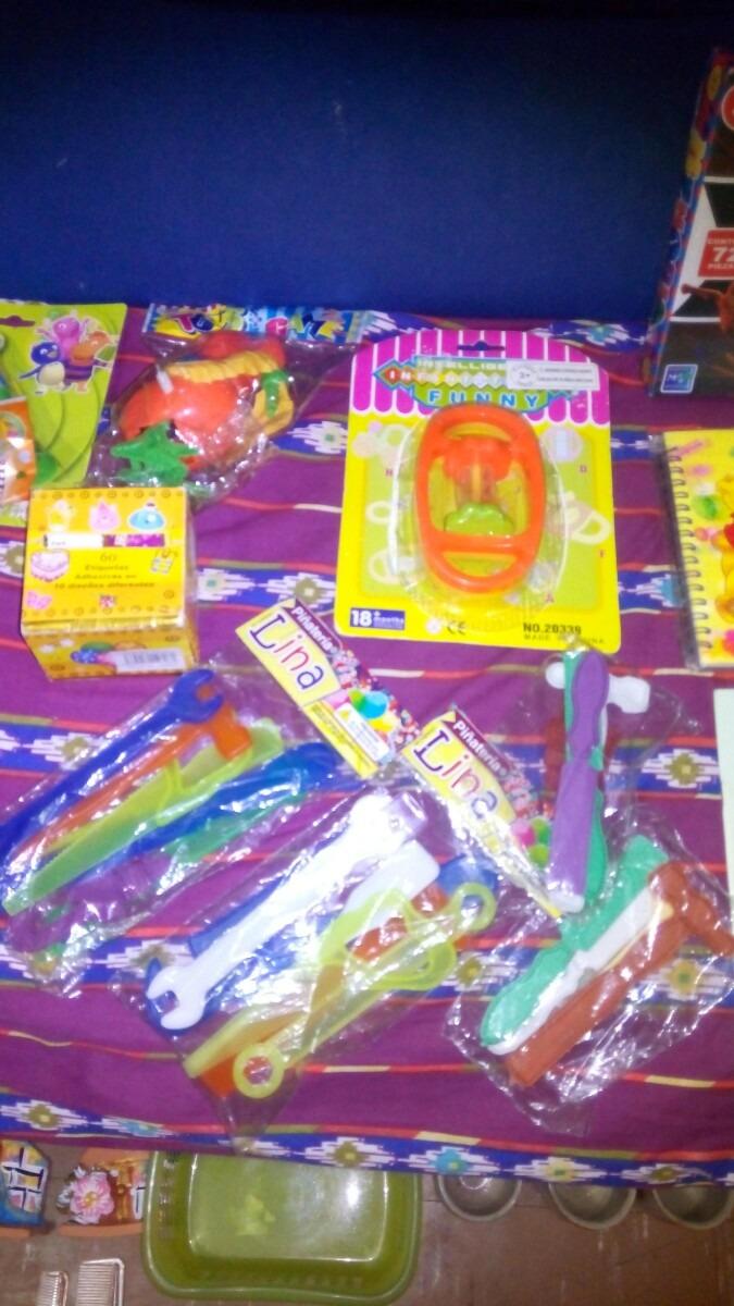 juguetes para cotillon fiestas infantiles y rifas economicos