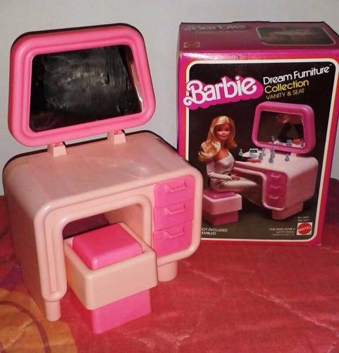 juguetes para la barbie  como nuevo