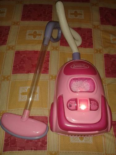 juguetes para niñas aspiradora
