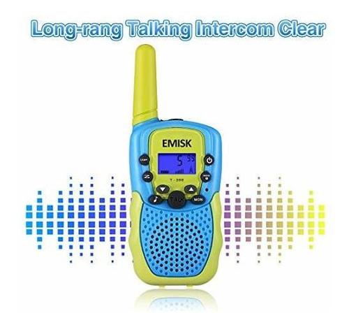 juguetes para niños walkie talk