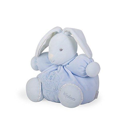 juguetes peluche kaloo perle conejo rechoncho azul mediano