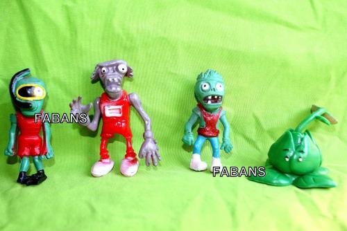 juguetes plantas vs zombies juego 16 figuras plants niño