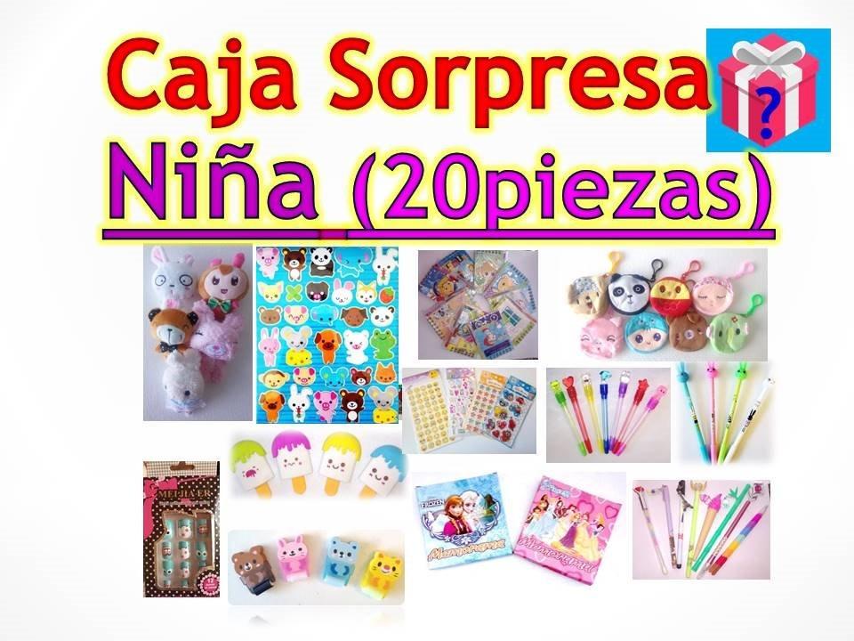 Regalos De Cumpleanos Para Ninas 9 Anos.Juguetes Regalos Caja Sorpresa De Nina Fiesta Cumpleanos