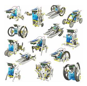 Para Robotica Kit 1 Juguetes Educativos Solar 13 Navidad En m0wvPNy8nO