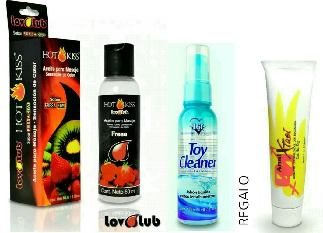 Aceites para masajes sexuales