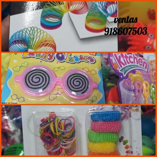 juguetes sorpresas cumpleaños eventos cantidad 50 unidades