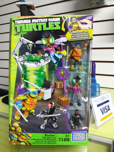 juguetes tortugas ninja