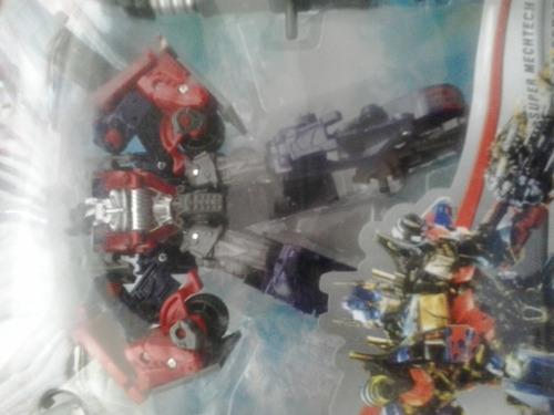 juguetes transformers bumblebee, optimus prime 20 cm