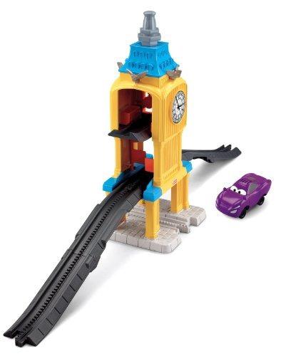 juguetes vehiculos cars amarillo