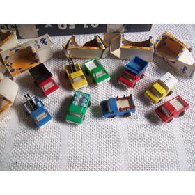 Juguetes Vintage . Baby Flet . Minimodels . Ind Arg . Camion