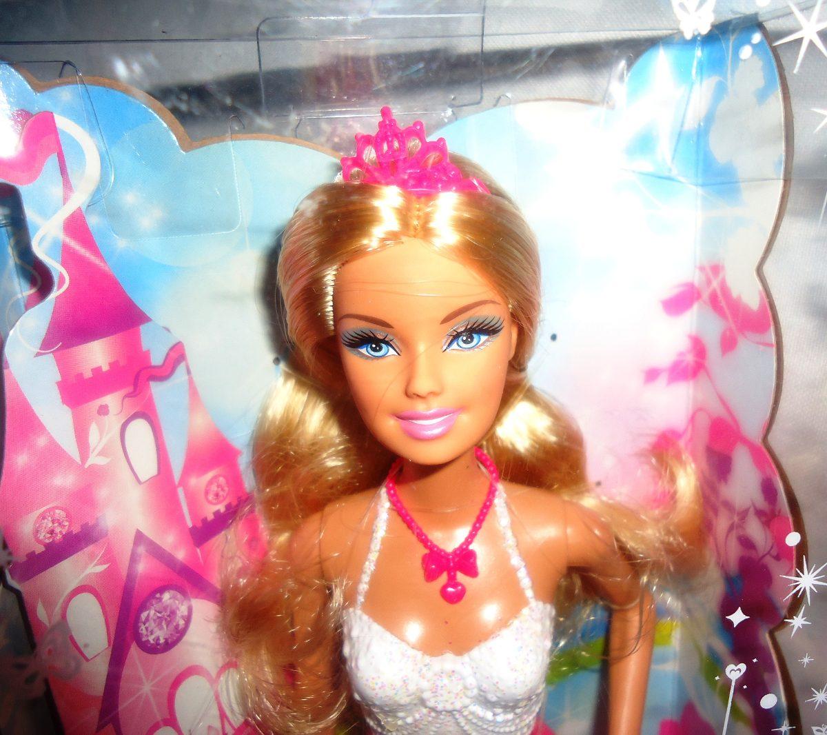 Juguetibox barbie princesa hadas y sirenas cuento de hadas cargando zoom thecheapjerseys Image collections