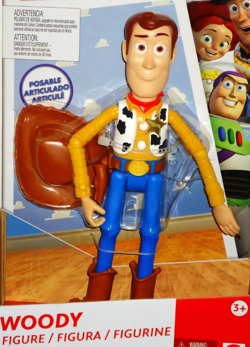 Juguetibox  Disney Toy Story Woody Figura Articulada -   490.00 en ... b91df4feca6