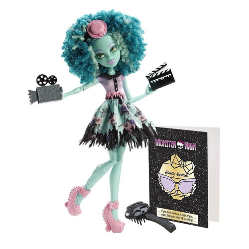 juguetibox: monster high honey swamp - hija monstruo pantano