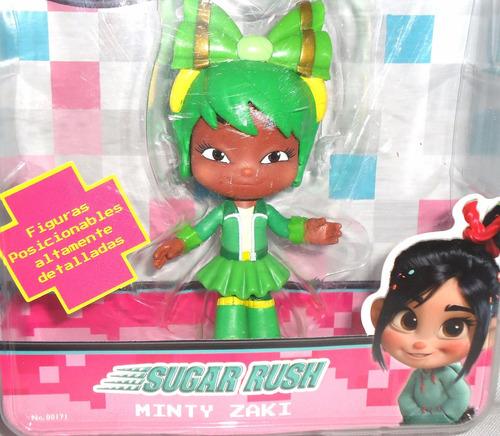 juguetibox: ralph el demoledor- minty zaki