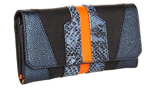 juicy couture perry continental ysru monedero, heavy metal,