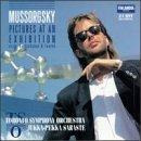 jukka-pekka saraste mussorgsky pictures at an exhibition cd