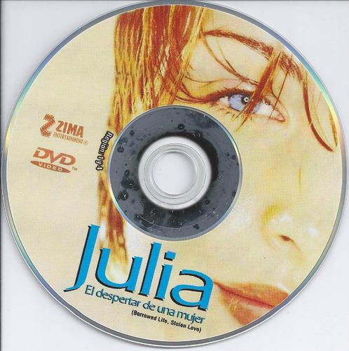 julia el despertar de una mujer dvd nacional