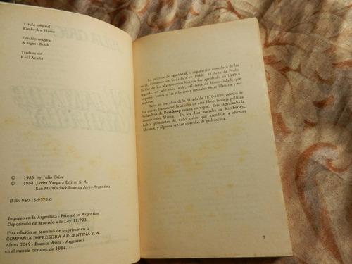 julia grice - la llama de kimberley