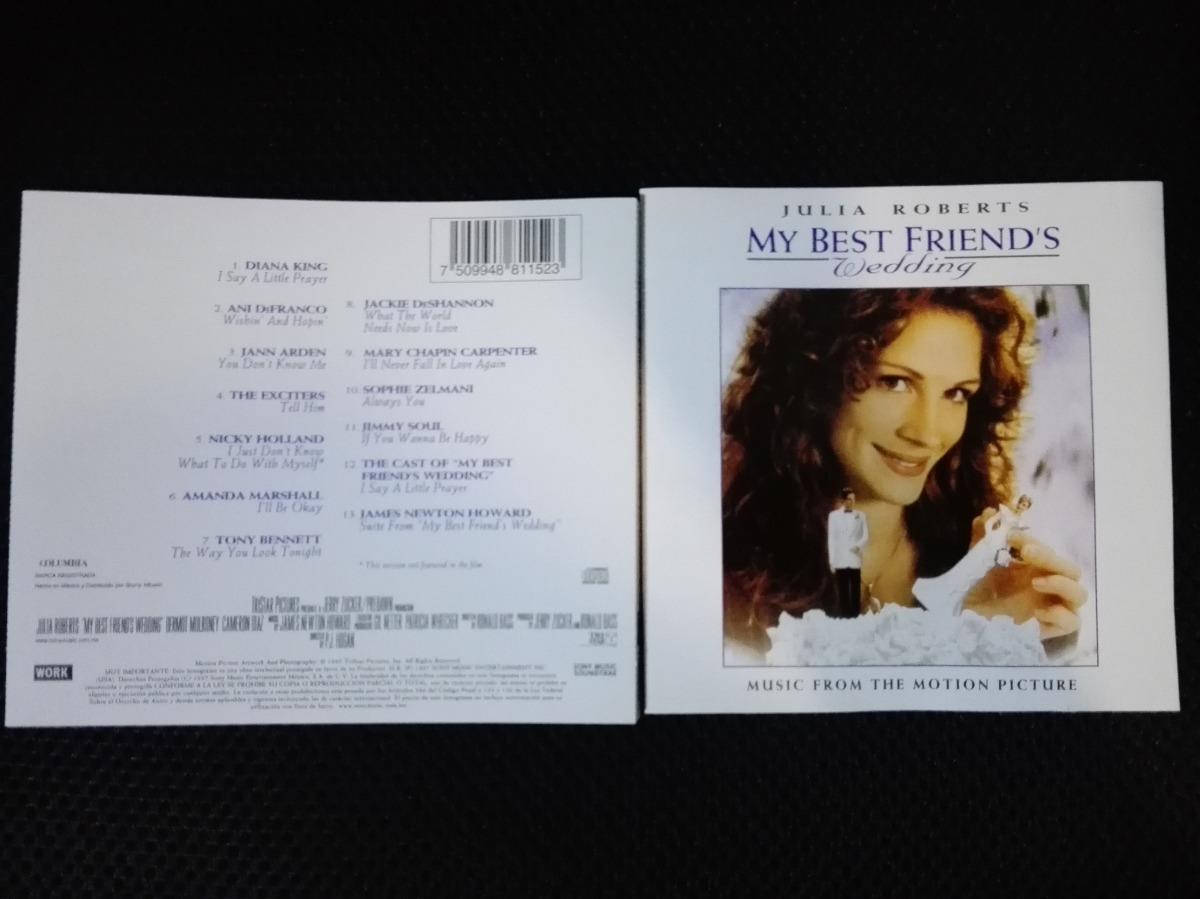 My Best Friend S Wedding Soundtrack.Julia Roberts Cd My Best Friends Wedding Soundtrack Cd 100 00