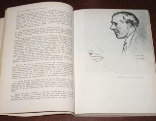 julián besteiro andrés saborit historia españa losada 1967